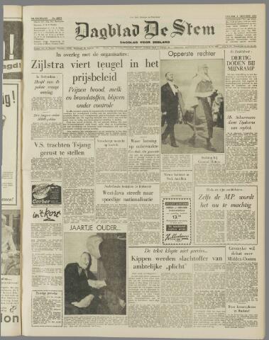 de Stem 1958-10-03