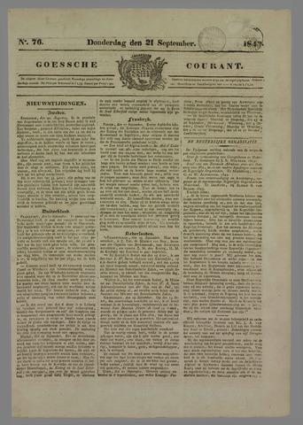 Goessche Courant 1843-09-21