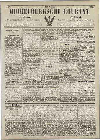 Middelburgsche Courant 1902-03-27