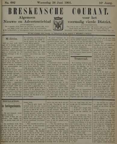 Breskensche Courant 1901-06-26
