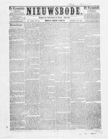 Sheboygan Nieuwsbode 1859-05-25