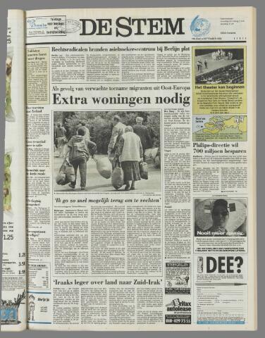 de Stem 1992-09-04