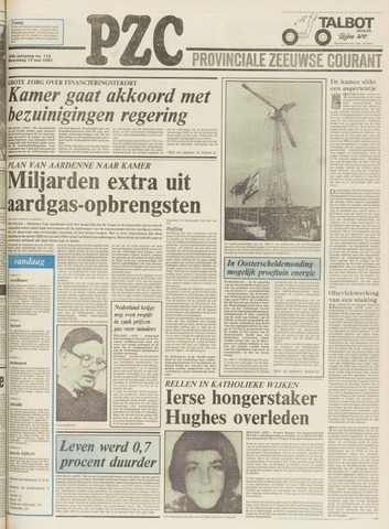 Provinciale Zeeuwse Courant 1981-05-13