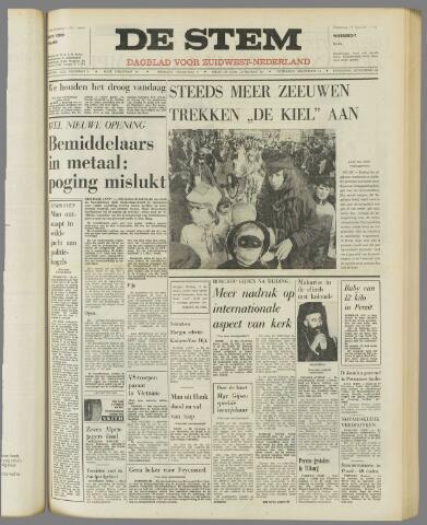 de Stem 1972-02-14