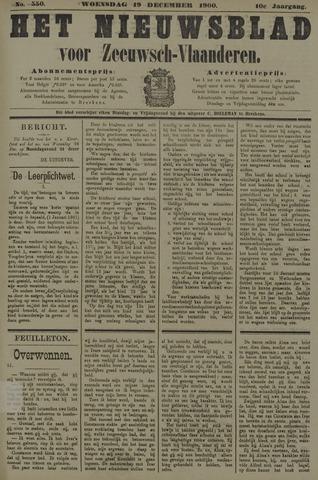 Nieuwsblad voor Zeeuwsch-Vlaanderen 1900-12-19