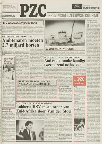 Provinciale Zeeuwse Courant 1984-05-03