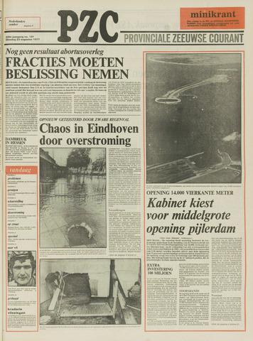 Provinciale Zeeuwse Courant 1977-08-23