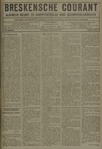 Breskensche Courant 1921-11-30