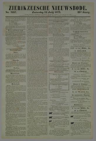 Zierikzeesche Nieuwsbode 1873-07-12