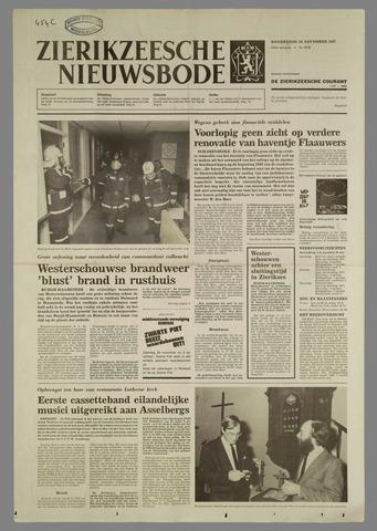Zierikzeesche Nieuwsbode 1987-11-26