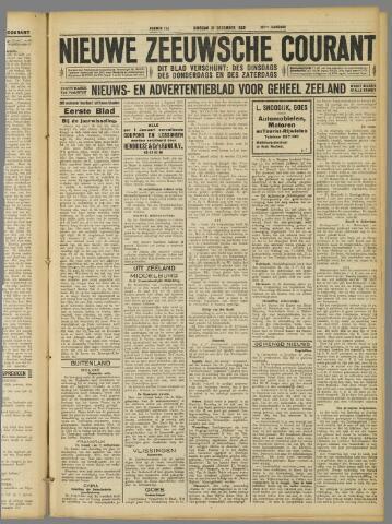 Nieuwe Zeeuwsche Courant 1929-12-31