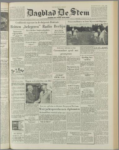 de Stem 1952-06-04