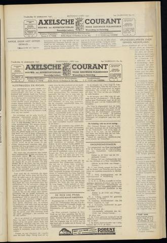 Axelsche Courant 1950-05-03