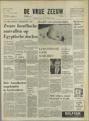 de Vrije Zeeuw 1969-12-27