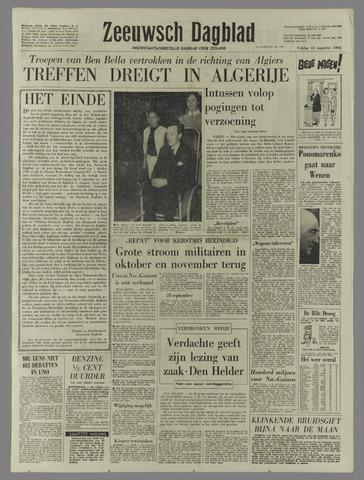 Zeeuwsch Dagblad 1962-08-31
