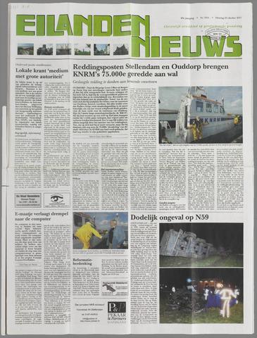 Eilanden-nieuws. Christelijk streekblad op gereformeerde grondslag 2007-10-23