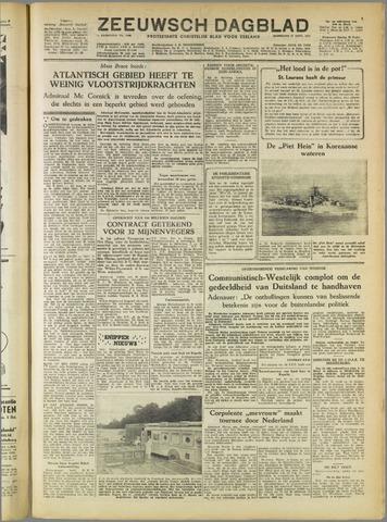Zeeuwsch Dagblad 1952-09-27