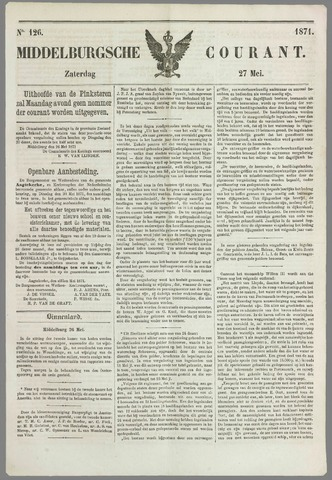 Middelburgsche Courant 1871-05-27