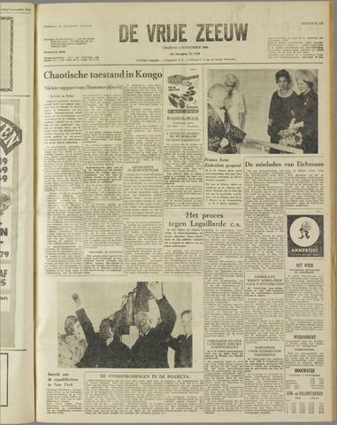 de Vrije Zeeuw 1960-11-04