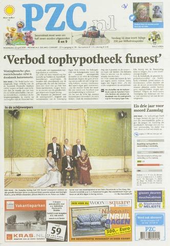 Provinciale Zeeuwse Courant 2009-04-22