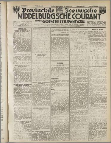 Middelburgsche Courant 1936-04-24