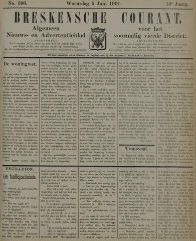 Breskensche Courant 1901-06-05