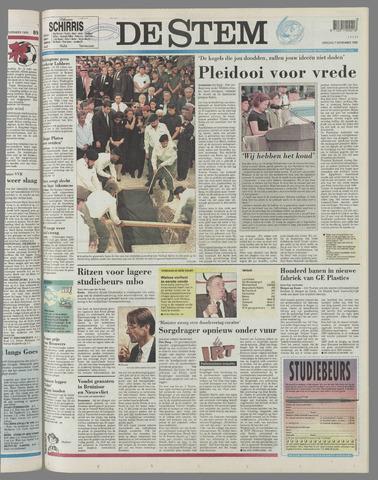 de Stem 1995-11-07