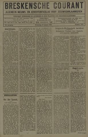Breskensche Courant 1924-01-30