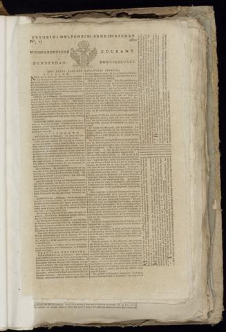 Middelburgsche Courant 1800-02-20