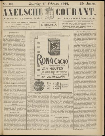 Axelsche Courant 1912-02-17