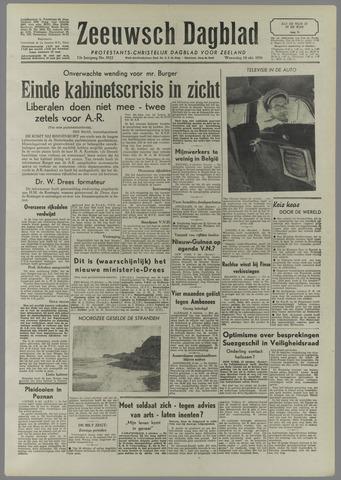 Zeeuwsch Dagblad 1956-10-10