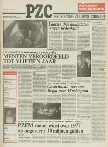 Provinciale Zeeuwse Courant 1977-12-15
