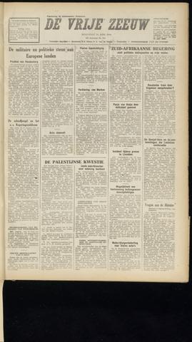 de Vrije Zeeuw 1948-06-14