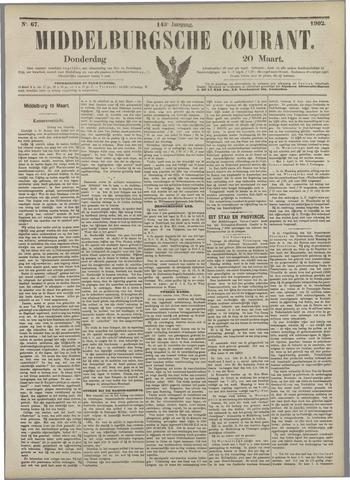 Middelburgsche Courant 1902-03-20