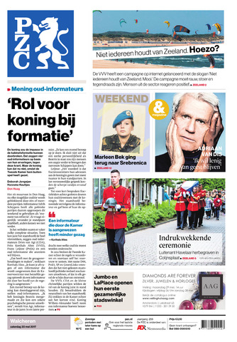 Provinciale Zeeuwse Courant 2017-05-20