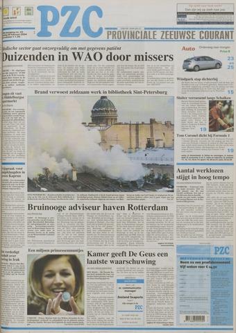 Provinciale Zeeuwse Courant 2004-02-20