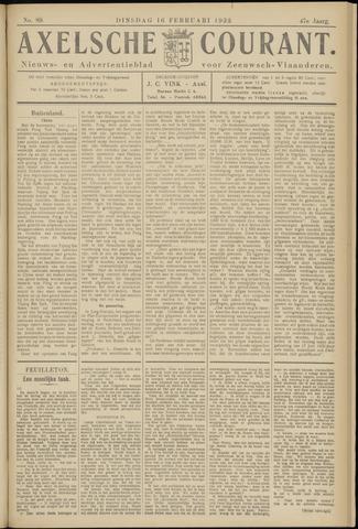 Axelsche Courant 1932-02-16