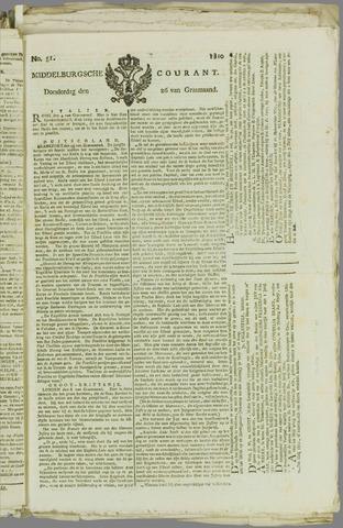 Middelburgsche Courant 1810-04-26