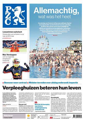 Provinciale Zeeuwse Courant 2019-07-01