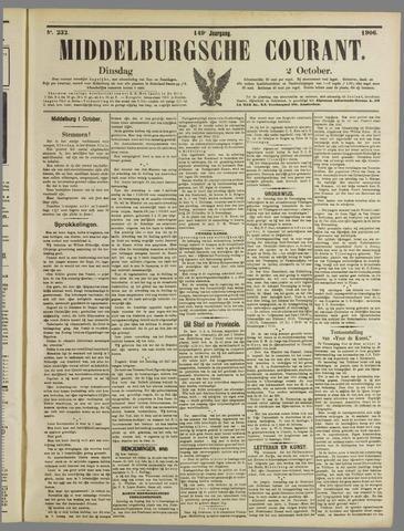 Middelburgsche Courant 1906-10-02