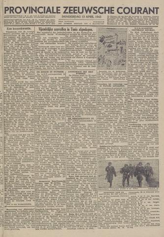Provinciale Zeeuwse Courant 1943-04-15
