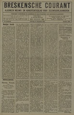 Breskensche Courant 1923-11-24