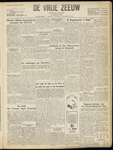 de Vrije Zeeuw 1950-04-05