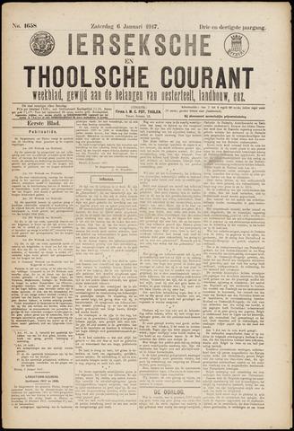 Ierseksche en Thoolsche Courant 1917