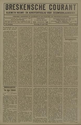 Breskensche Courant 1923-04-25