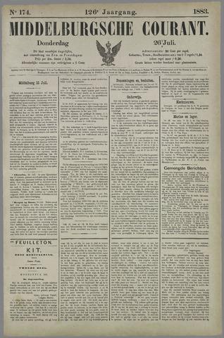 Middelburgsche Courant 1883-07-26