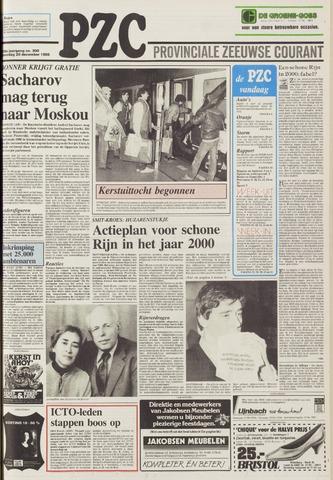 Provinciale Zeeuwse Courant 1986-12-20