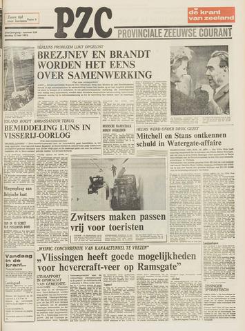 Provinciale Zeeuwse Courant 1973-05-22