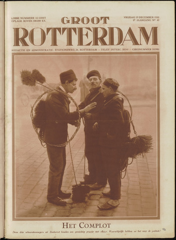 Ons Zeeland / Zeeuwsche editie 1930-12-19