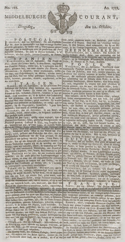 Middelburgsche Courant 1777-10-21